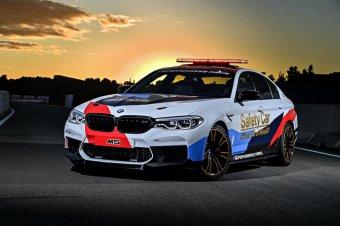 BMW-News-Blog: BMW_M__20_Jahre_Official_Car_of_MotoGP