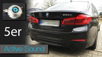 BMW-News-Blog: __8203_Active_Sound-Modul_fuer_den_neuen_BMW_5er_G30_G31