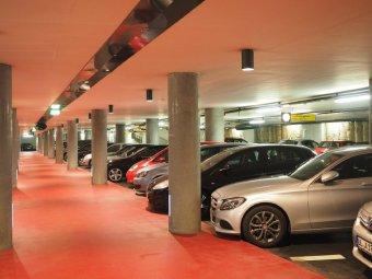 BMW-News-Blog: Parkhaus am Flughafen: Das Auto sicher und trocken - BMW-Syndikat