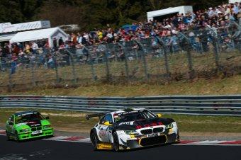 BMW-News-Blog: Erster Saisonsieg für den BMW M6 GT3 auf der Nürbu - BMW-Syndikat