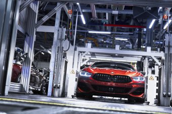 BMW-News-Blog: BMW 8er Coupé: Produktionsstart im BMW Werk Dingol - BMW-Syndikat