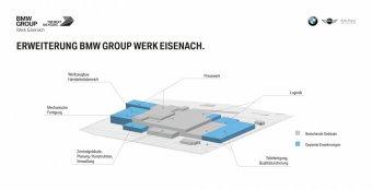 BMW-News-Blog: Hohe Investitionen für das BMW Werk Eisenach - BMW-Syndikat