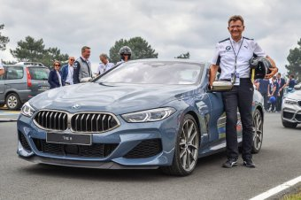 BMW-News-Blog: Das neue BMW 8er Coupé (G15) - BMW-Syndikat