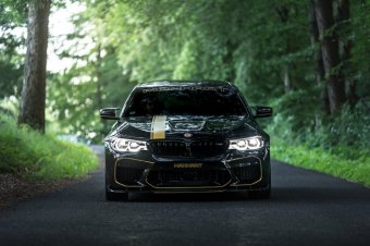 BMW-News-Blog: Manhart Performance: MH5 700 auf Basis des BMW 5er - BMW-Syndikat