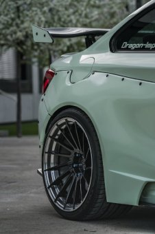 BMW-News-Blog: BMW M2 mit ZP.FORGED 6 Super Deep Concave - BMW-Syndikat