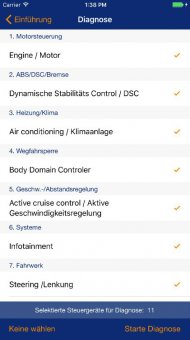 BMW-News-Blog: Carly für BMW: Diagnose und Codieren mit Smartphon - BMW-Syndikat