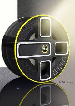 BMW-News-Blog: Erste Designdetails des E-MINI 2019 - BMW-Syndikat