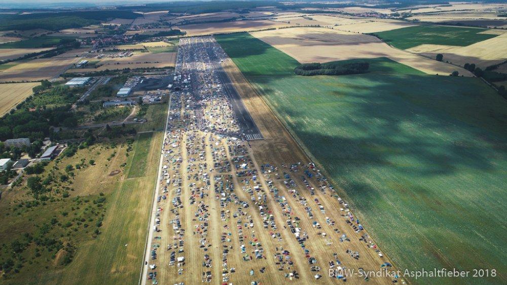 Syndikat Asphaltfieber 2018 Erneuter Besucherrekord Automobil