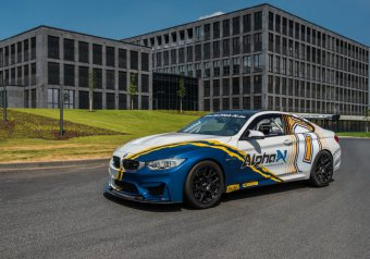 BMW-News-Blog: Alpha-N Performance: BMW M4 GP (F82) - BMW-Syndikat