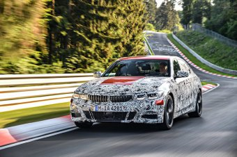 BMW-News-Blog: BMW 3er G20/G21: Bewährungsprobe auf der Nürburgri - BMW-Syndikat