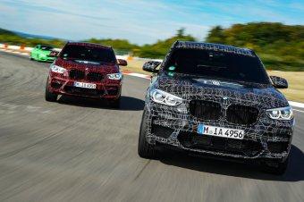 BMW-News-Blog: Erlkönige des neuen BMW X3 M und BMW X4 M unterweg - BMW-Syndikat