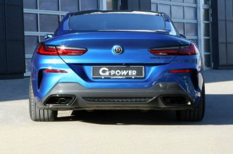 BMW-News-Blog: G-Power M850i xDrive mit 670 PS - BMW-Syndikat