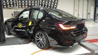 BMW-News-Blog: 5 Sterne für BMW 3er Reihe (G20/G21) im NCAP-Crash - BMW-Syndikat