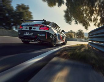 BMW-News-Blog: BMW M2 CS Racing - BMW-Syndikat