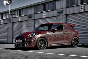 BMW-News-Blog: MINI gibt Preis des MINI John Cooper Works GP beka - BMW-Syndikat