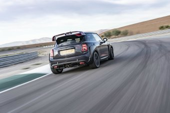 BMW-News-Blog: Das Design des MINI John Cooper Works GP - BMW-Syndikat