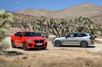 BMW-News-Blog: BMW X3 M und BMW X4 M (F97/F98) - BMW-Syndikat