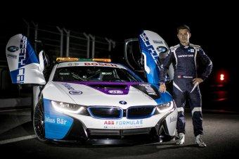 BMW-News-Blog: Formel E Safety Car 2019 mit neuem Design - BMW-Syndikat