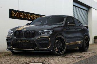 BMW-News-Blog: Manhart MHX4 600 bis 600 PS geplant - BMW-Syndikat