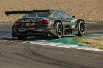 BMW-News-Blog: BMW M4 DTM mit Turbomotor: Saisonvorbereitung in S - BMW-Syndikat