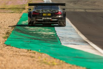 BMW-News-Blog: BMW_M4_DTM_mit_Turbomotor__Saisonvorbereitung_in_Spanien