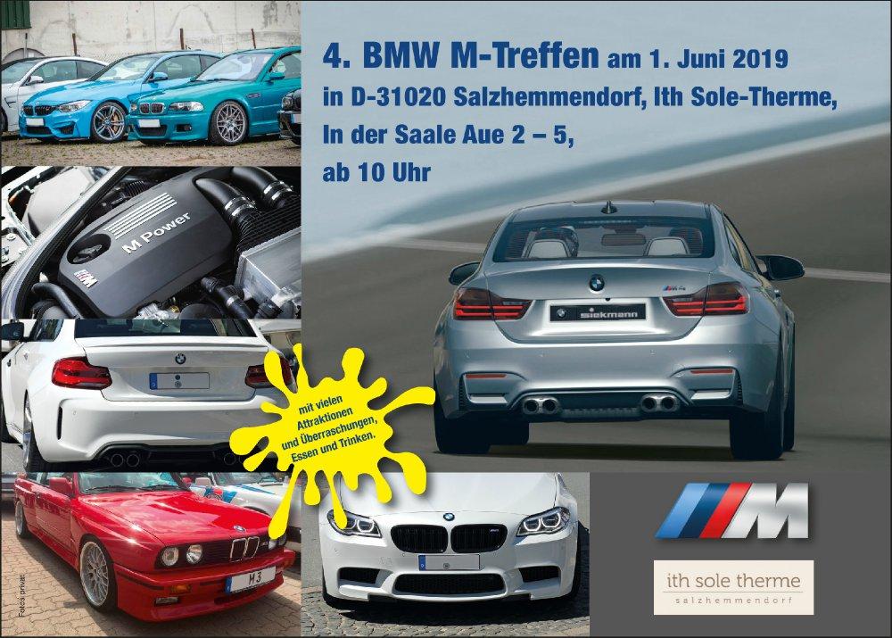 4 Bmw M Treffen Im Weserbergland 2019 Alle Tuning Treffen Messen