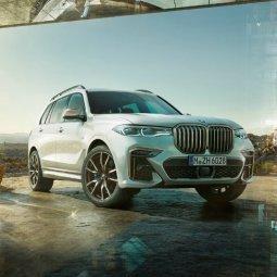BMW-News-Blog: BMW X7 - Der erste Luxus SUV der 7er Reihe - BMW-Syndikat