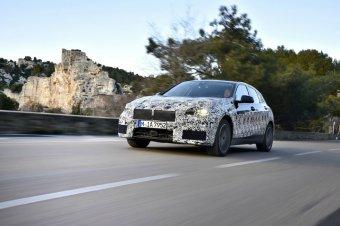 BMW-News-Blog: BMW 1er F40: Frontantriebs-Erlkönig auf letzten Te - BMW-Syndikat