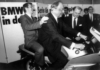 BMW-News-Blog: Meilenstein: Drei Millionen BMW Motorräder in 50 J - BMW-Syndikat