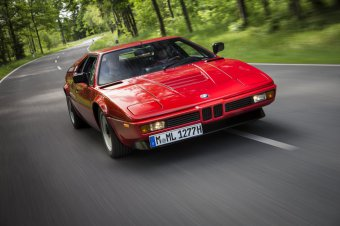 "BMW-News-Blog: ""Motor Klassik Award"" 2019: BMW M1 als Favorit gek - BMW-Syndikat"
