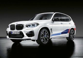 BMW-News-Blog: BMW M Performance-Zubehör für BMW X3 M / BMW X4 M - BMW-Syndikat