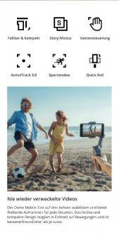 BMW-News-Blog: DJI Osmo Mobile 3: DJI stellt neuen Smartphone-Gim - BMW-Syndikat