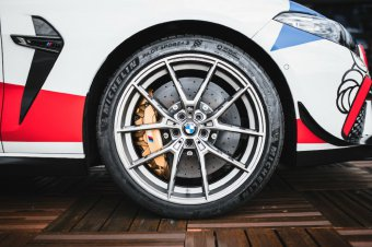 BMW-News-Blog: Das neue BMW M8 MotoGP Safety Car - BMW-Syndikat