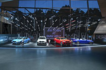 BMW-News-Blog: Welcome_to_M_Town__Neue_Dauerausstellungsflaeche_in_der_BMW_Welt