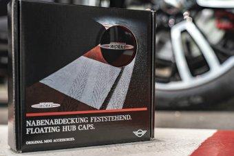 BMW-News-Blog: Neue Radnabenabdeckungen für MINI und John Cooper - BMW-Syndikat