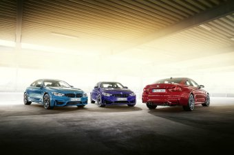 BMW-News-Blog: Die BMW M4 Edition ///M Heritage - BMW-Syndikat