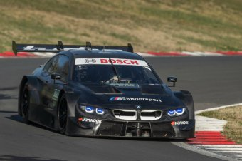 BMW-News-Blog: DTM 2020: BMW M Motorsport testet BMW M4 DTM in Va - BMW-Syndikat