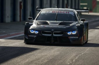 BMW-News-Blog: DTM 2020: BMW M Motorsport testet BMW M4 DTM in Va - BMW-Syndikat