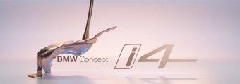 BMW-News-Blog: BMW Concept i4: Erster Ausblick - BMW-Syndikat