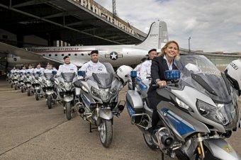BMW-News-Blog: 35 BMW-Motorräder für Berliner Polizei - BMW-Syndikat