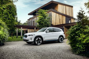 BMW-News-Blog: Der neue BMW iX3 (G08) - BMW-Syndikat