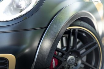 BMW-News-Blog: Manhart_GP3_F350__Tuning_fuer_MINI_John_Cooper_Works_GP