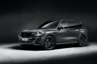 BMW-News-Blog: BMW X7 (G07) Edition Dark Shadow - BMW-Syndikat