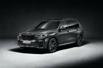 BMW-News-Blog: BMW X7 (G07) Edition Dark Shadow - BMW-Syndikat