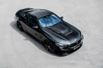 BMW-News-Blog: BMW M8 Tuning: 820 PS von G-Power - BMW-Syndikat