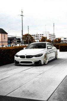 BMW-News-Blog: BMW M4 (F82) und BMW M3 (F80) mit YIDO-Felgen - BMW-Syndikat