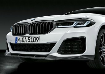 BMW-News-Blog: BMW M Performance Parts für BMW 5er-Reihe (G-Model - BMW-Syndikat