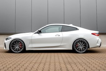 BMW-News-Blog: H&R Sportfedern für den BMW 4er (G22/G23) - BMW-Syndikat