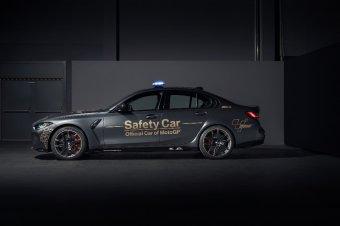 BMW-News-Blog: BMW M: Safety-Car-Flotte für die MotoGP 2021 - BMW-Syndikat