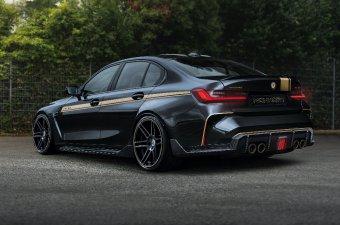 BMW-News-Blog: MANHART MH3 600 / MH4 600 auf Basis von G80/G82 - BMW-Syndikat